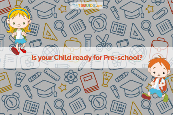 Is your baby ready for preschool?