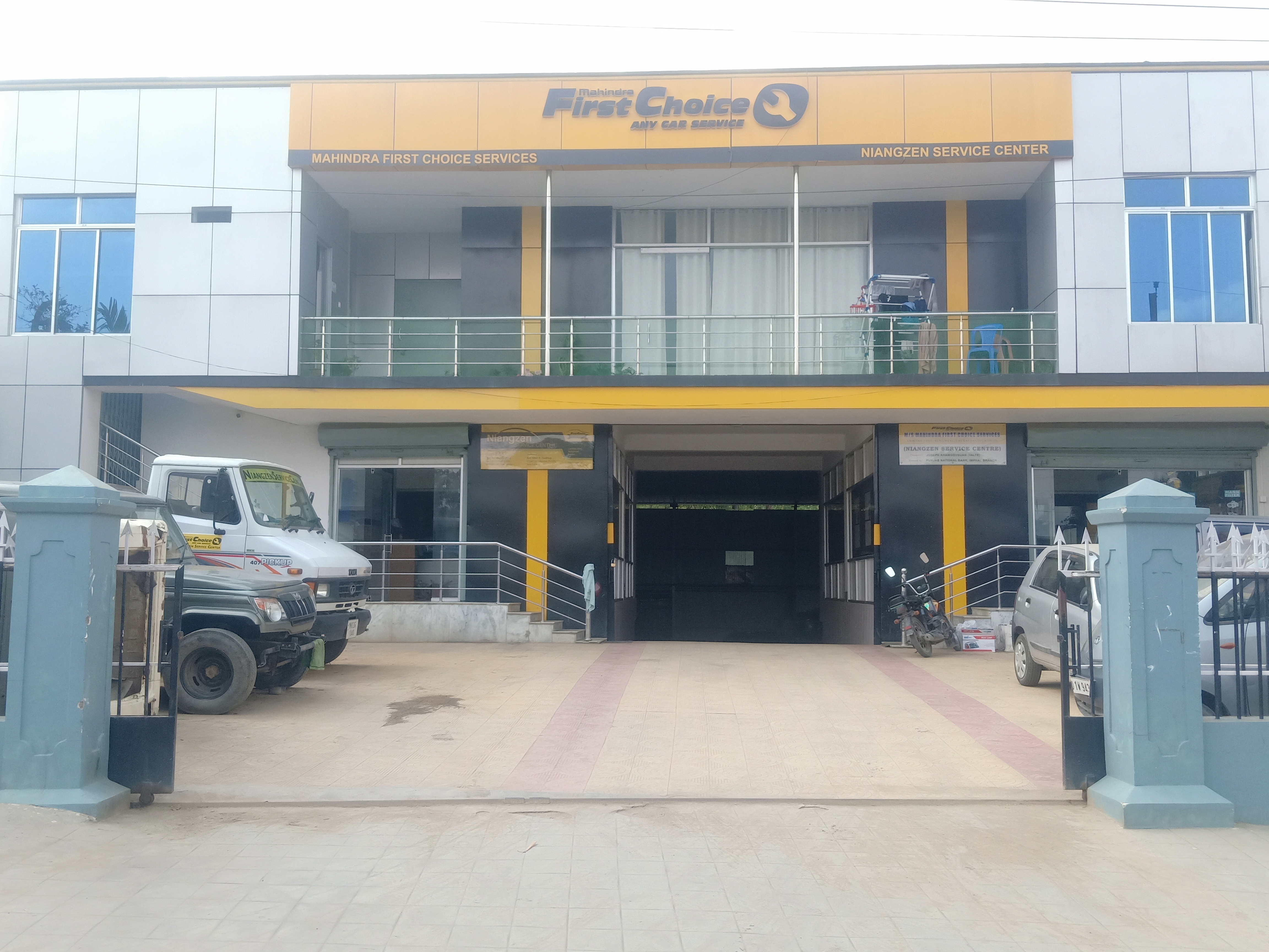 Multi Brand Car Repair And Service Centers In Tinsukia Assam Mahindra First Choice Services