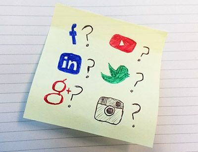 Choose right social Channel