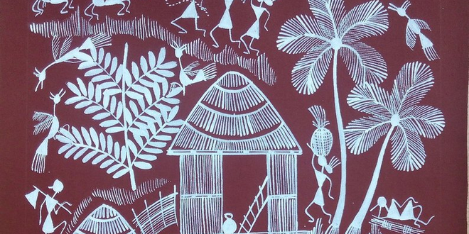 Folk and Minor Art in India (Video)