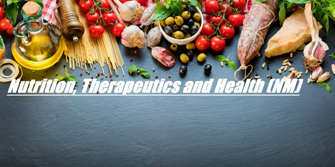 Nutrition, Therapeutics and Health (NM)