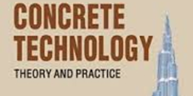 Concrete Engineering and Technology