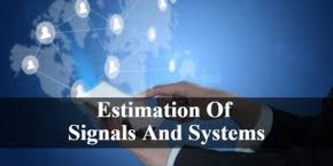 Estimation of Signals and Systems
