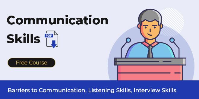 Communication Skills (Videos)