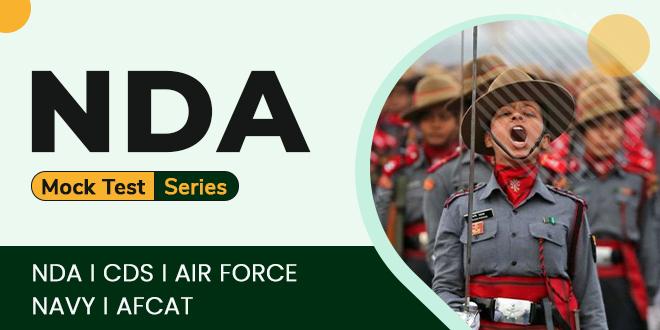 NDA Exam Online Course 2021-2022
