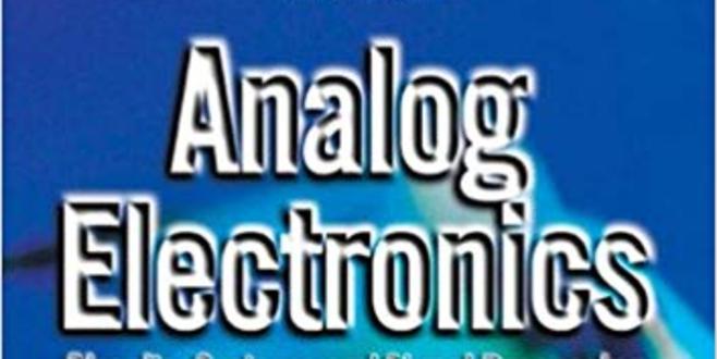 Electronics for Analog Signal Processing - I