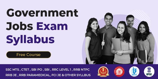 Online Free SSC Mock Tests