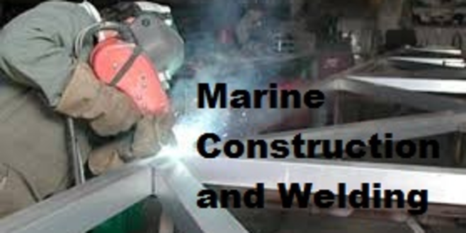 Marine Construction and Welding