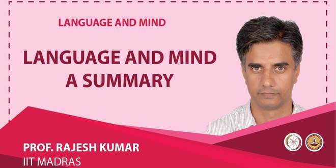 Language and Mind (Video)