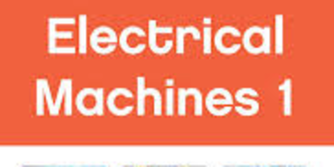 Electrical Machines -I