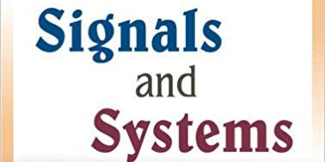 Networks Signals and Systems