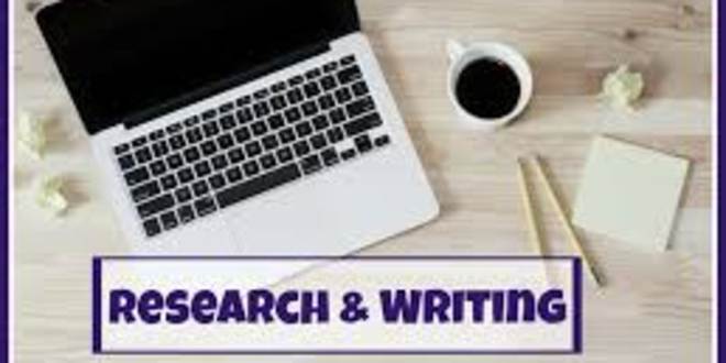 NOC:Research Writing