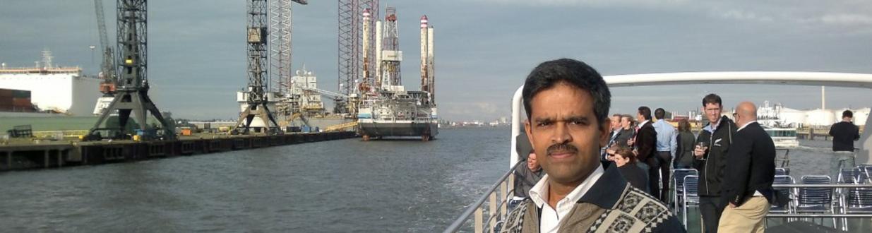 Dr  Srinivasan Chandrasekaran Cover image