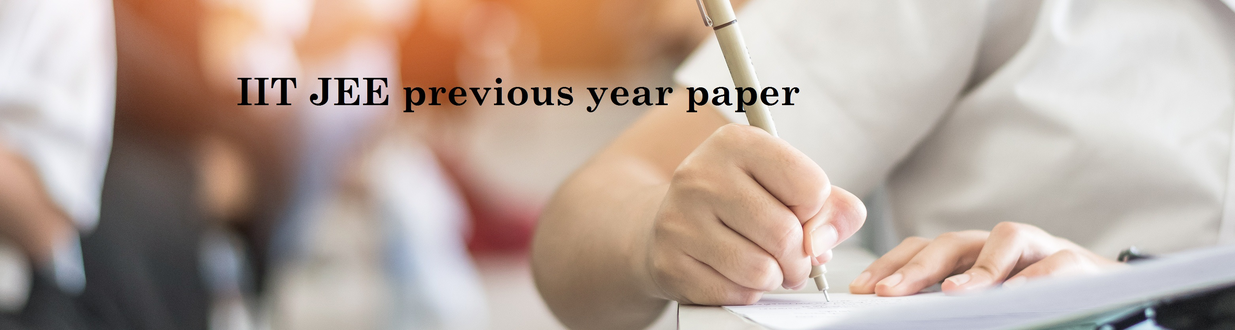 iitjeepreviousyearpaper Cover image