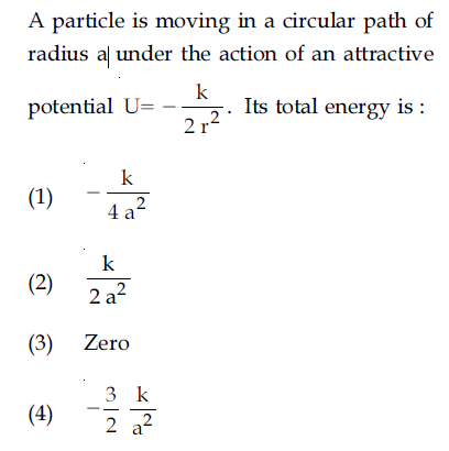 #JEE main question