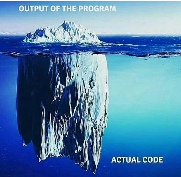 #Output of the program 😅