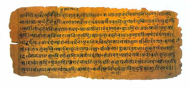 The Dharmasutras and Dharmashastras contained rules a...