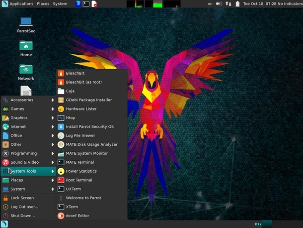 Parrot Security OS (or ParrotSec) is a Linux distribu...