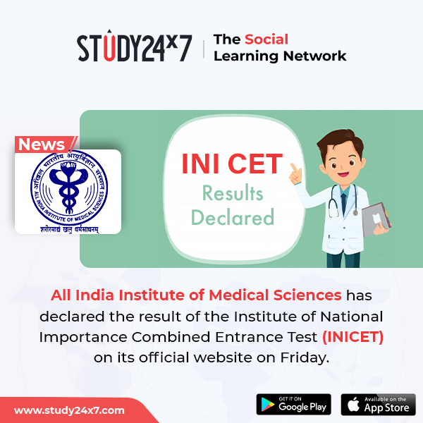 AIIMS INICET Result 2021:Attention candidates, the Al...