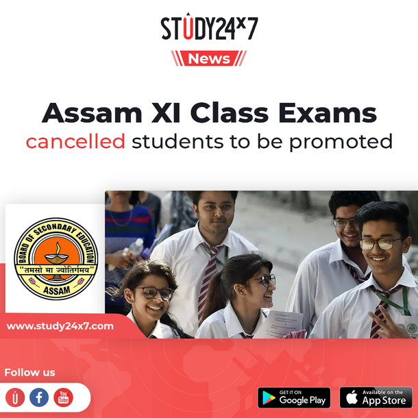 AHSEC Class 11 exams have been canceled and students ...