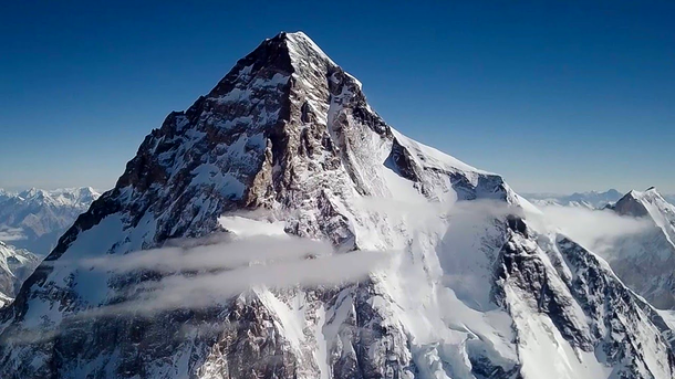 Who is the first person to reach Mount Everest?
