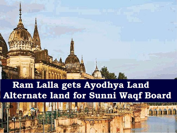 Ayodhya Verdict in detail: Supreme Court clears way f...