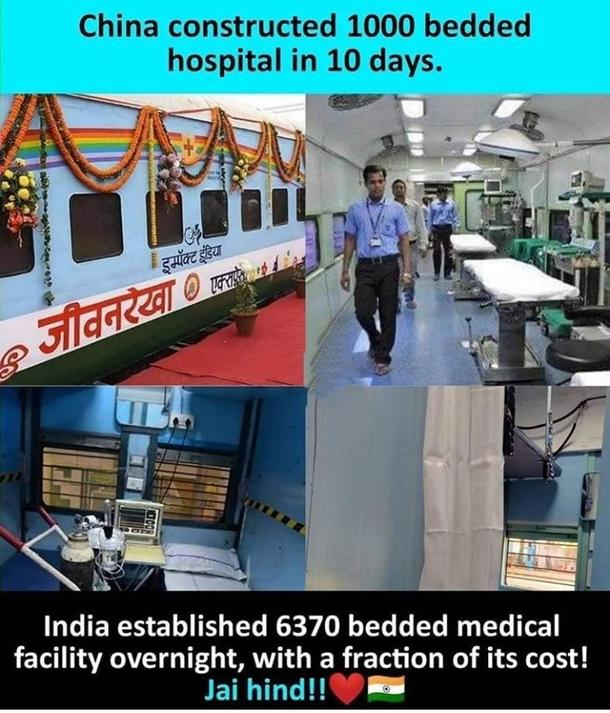 Indian Railways.