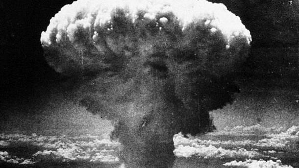 हिरोशिमा पर परमाणु �...