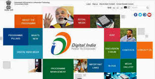 Digital India                                        ...