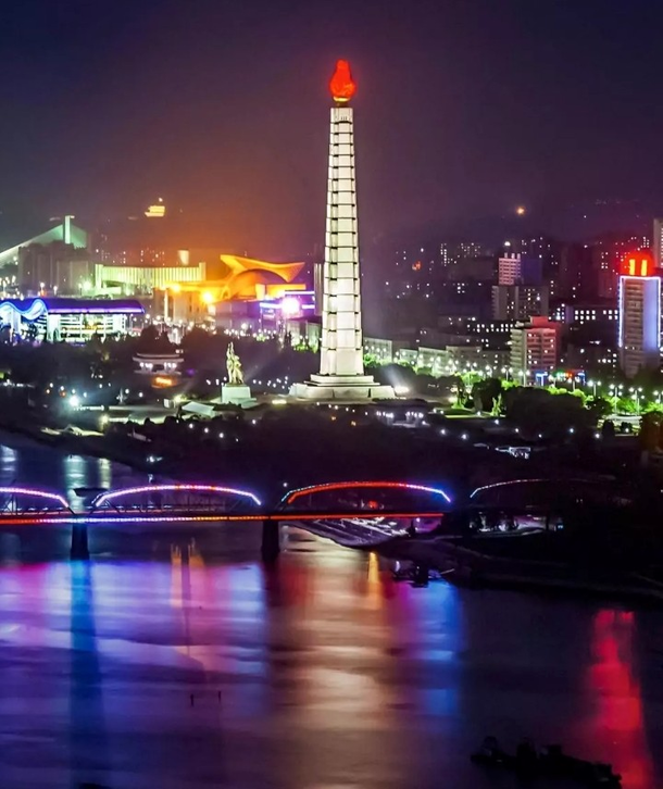 Beauty of North Korea.