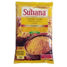 Suhana Turmeric Powder Golden Yellow 1Kg