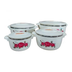 Insulated Bucket 4pcs Set