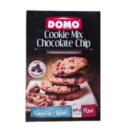 Demo Cookie Mix Chocolate Dhip Vanilla 496g