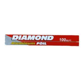Diamond Aluminum Foil 100SqFt