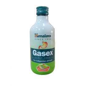 Himalaya Gasex Elaichi Syrup 200ml