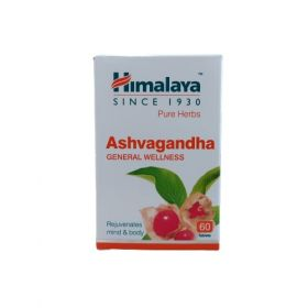 Himalaya Ashvagandha General Wellness 60 Tabs