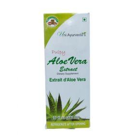 Uniayurveda's Aloe Vera Supplement 480ml