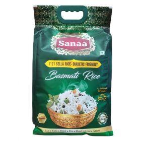 Sanna 1121 Sella Diabetic Basmati Rice 5kg