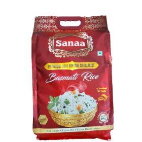 Sanna Premium Gold Biryani Basmati Rice 5kg