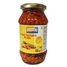 Ashoka Fresh Turmeric Pickle 500Gm