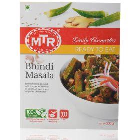 MTR Bhindi Masala 300g Ready to Eat