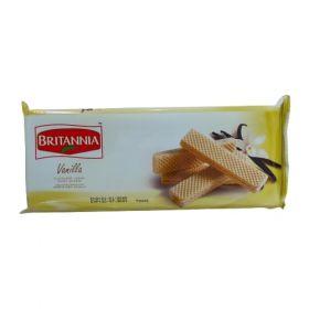 Brittannia Vanilla Cream Wafers 108G
