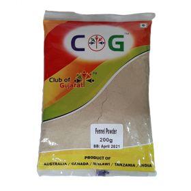 COG Fennel Powder 200G