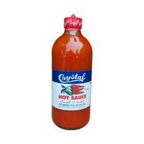 Crystal Hot Sauce Pure 474ml