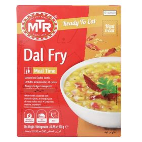 MTR Dal Fry Meal Time 300g Reay to Eat