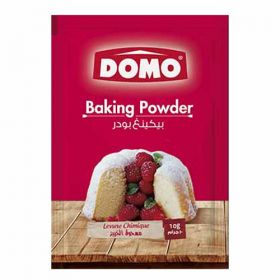 Domo Baking Powder 24 x 10g