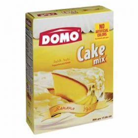 Domo Cake Mix Banana 500g