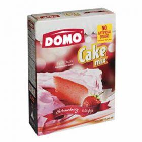 Domo Cake Mix Strawberry 500g