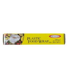 Delmond Plastic Food Wrap 100SQFT