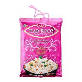 Harrooz Basmati Everyday Rice 5kg